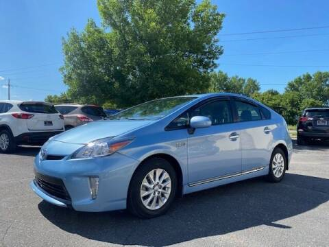 2015 Toyota Prius Plug-in Hybrid for sale at North Imports LLC in Burnsville MN