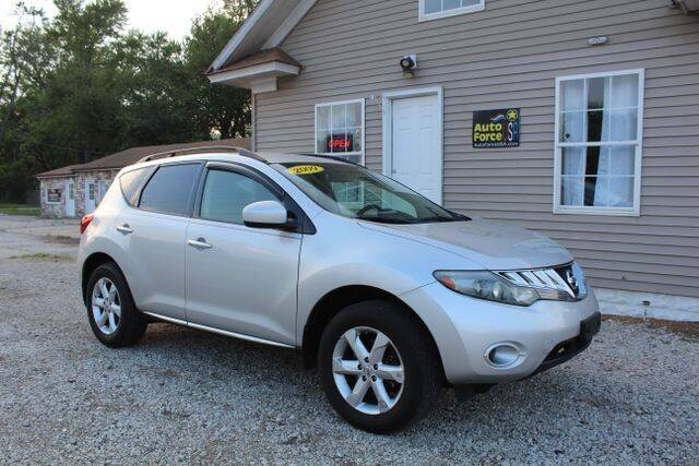 2009 Nissan Murano for sale at Auto Force USA in Elkhart IN