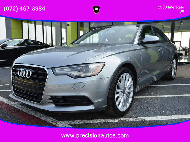 2014 Audi A6 for sale in Irving, TX