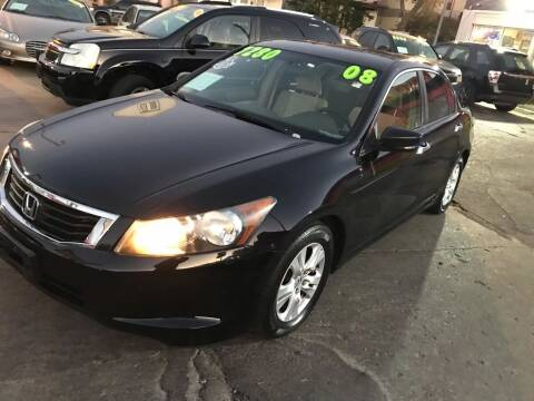 2008 Honda Accord for sale at Diamond Auto Sales in Milwaukee WI