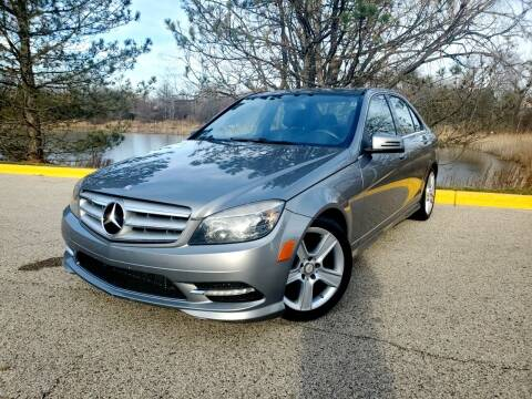 2011 Mercedes-Benz C-Class for sale at Excalibur Auto Sales in Palatine IL