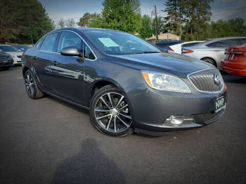 2016 Buick Verano for sale at Northwest Premier Auto Sales in West Richland And Kennewick WA
