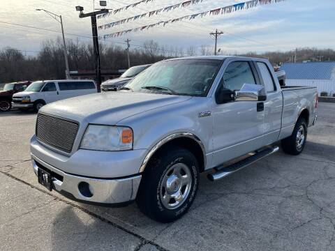 2006 Ford F-150 for sale at Greg's Auto Sales in Poplar Bluff MO
