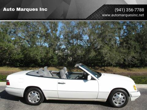 1995 Mercedes-Benz E-Class for sale at Auto Marques Inc in Sarasota FL