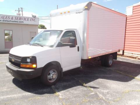 2013 Chevrolet Express Cutaway for sale at Dietsch Sales & Svc Inc in Edgerton OH