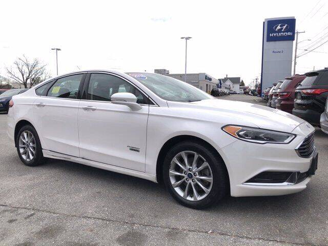 2018 Ford Fusion Energi for sale in Leominster, MA