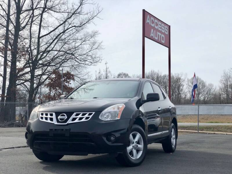 2013 Nissan Rogue for sale at Access Auto in Cabot AR