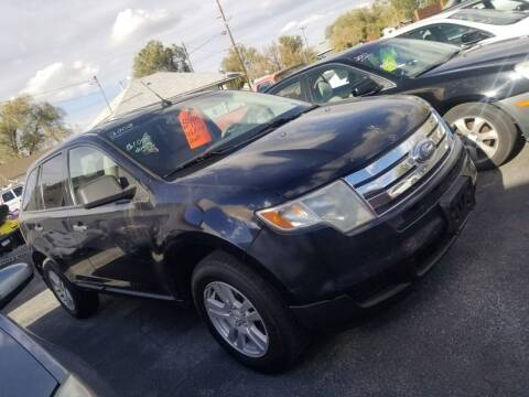 2008 Ford Edge for sale at BRAMBILA MOTORS in Pocatello ID