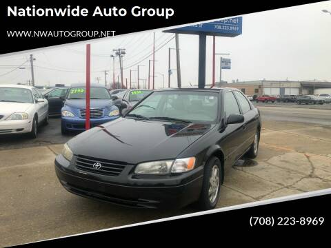 1998 Toyota Camry for sale at Nationwide Auto Group in Melrose Park IL