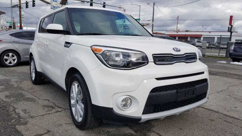 2019 Kia Soul for sale at Seattle's Auto Deals in Everett WA