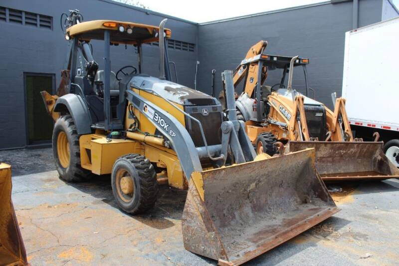 2012 John Deere 310k EP for sale at Truck and Van Outlet in Miami FL