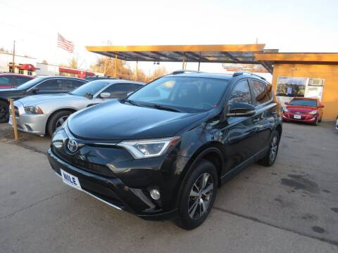 2016 Toyota RAV4 for sale at Nile Auto Sales in Denver CO