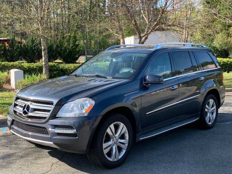 2012 Mercedes-Benz GL-Class for sale at Triangle Motors Inc in Raleigh NC