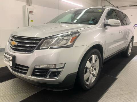 2015 Chevrolet Traverse for sale at TOWNE AUTO BROKERS in Virginia Beach VA