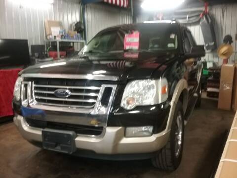 2006 Ford Explorer for sale at Drive Deleon in Yonkers NY