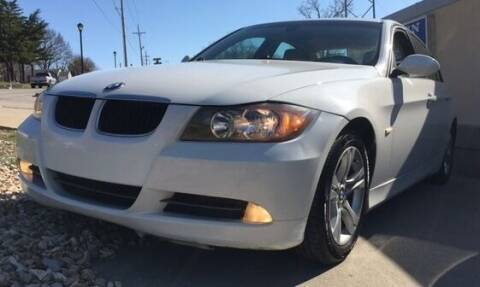 2008 BMW 3 Series for sale at Auto Worlds LLC in Merriam KS