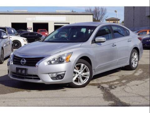 2015 Nissan Altima for sale at Watson Auto Group in Fort Worth TX
