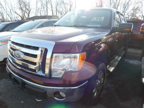 2009 Ford F-150 for sale at AutoLink LLC in Dayton OH