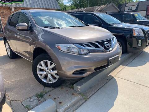 2013 Nissan Murano for sale at LOT 51 AUTO SALES in Madison WI