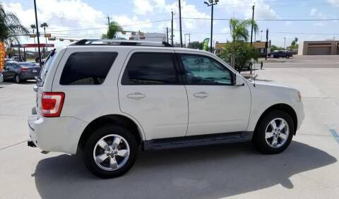 2012 Ford Escape for sale at Budget Motors in Aransas Pass TX