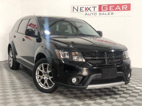 2014 Dodge Journey for sale at Next Gear Auto Sales in Westfield IN