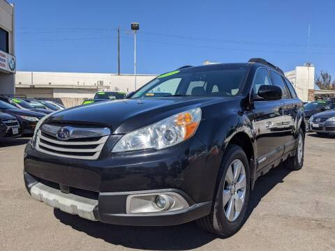 2010 Subaru Outback for sale at Convoy Motors LLC in National City CA