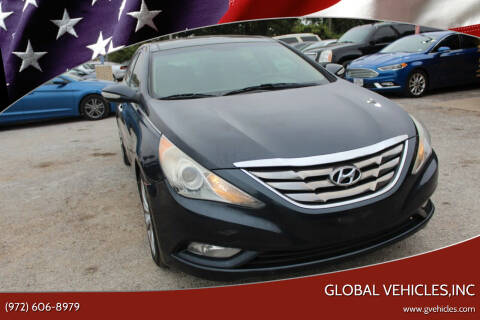 2013 Hyundai Sonata for sale at Global Vehicles,Inc in Irving TX
