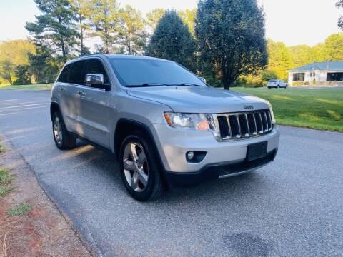 2013 Jeep Grand Cherokee for sale at H&C Auto in Oilville VA