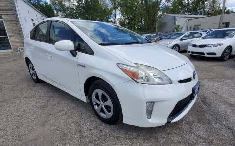 2012 Toyota Prius for sale at Nile Auto in Columbus OH