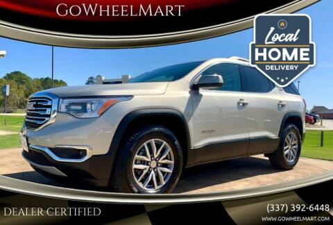 2017 GMC Acadia for sale at GOWHEELMART in Available In LA