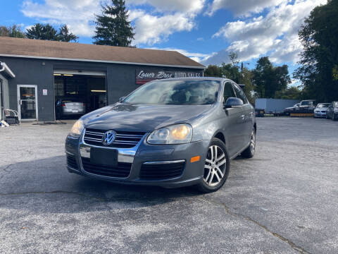 2006 Volkswagen Jetta for sale at LAUER BROTHERS SOUTH in York PA