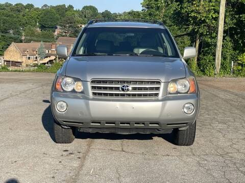 2002 Toyota Highlander for sale at Car ConneXion Inc in Knoxville TN