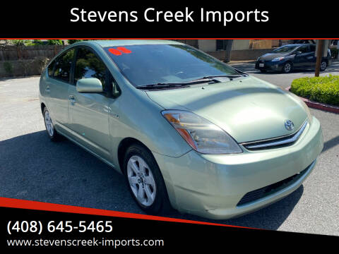 2008 Toyota Prius for sale at Stevens Creek Imports in San Jose CA