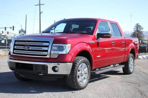 2014 Ford F-150 for sale at Motor City Idaho in Pocatello ID