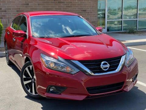 2018 Nissan Altima for sale at AKOI Motors in Tempe AZ