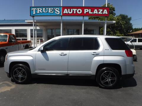 2010 GMC Terrain for sale at True's Auto Plaza in Union Gap WA