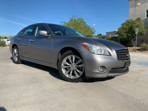 2011 Infiniti M37 for sale at Boktor Motors in Las Vegas NV