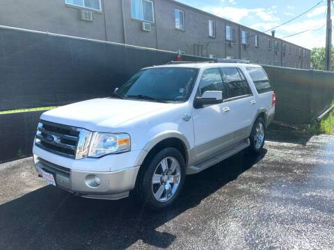 2010 Ford Expedition for sale at McManus Motors in Wheat Ridge CO