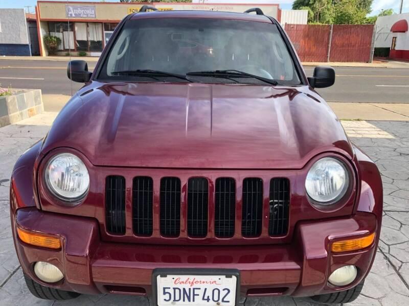 2003 Jeep Liberty for sale at SACRAMENTO AUTO DEALS in Sacramento CA