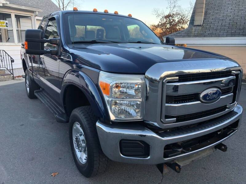 2011 Ford F-250 Super Duty for sale at Dracut's Car Connection in Methuen MA