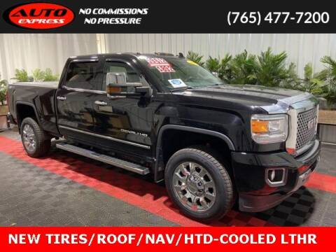 2015 GMC Sierra 2500HD for sale at Auto Express in Lafayette IN