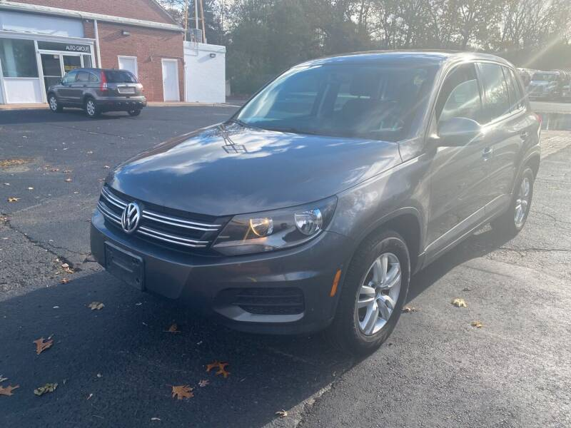 2012 Volkswagen Tiguan for sale at Turnpike Automotive in North Andover MA