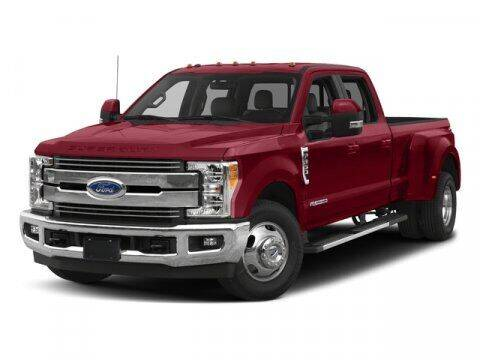 2017 Ford F-350 Super Duty for sale at Hawk Ford of St. Charles in St Charles IL
