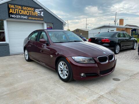 2010 BMW 3 Series for sale at Dalton George Automotive in Marietta OH