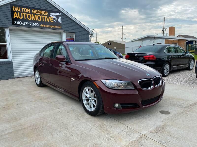 2010 BMW 3 Series for sale at Dalton George Automotive in Marietta OH