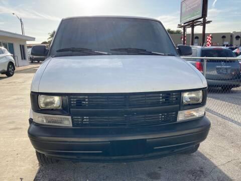 2003 Chevrolet Astro Cargo for sale at MACHADO AUTO SALES in Miami FL