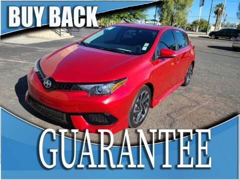 2016 Scion iM for sale at Reliable Auto Sales in Las Vegas NV