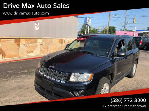 2011 Jeep Compass for sale at Drive Max Auto Sales in Warren MI