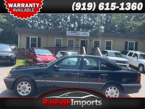 1999 Mercedes-Benz C-Class for sale at Raleigh Imports in Raleigh NC