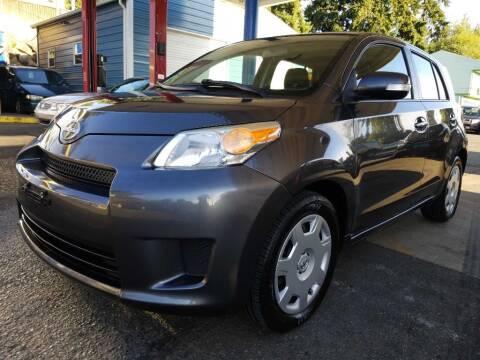 2009 Scion xD for sale at Shoreline Family Auto Sales in Shoreline WA